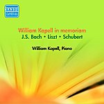 William Kapell Piano Recital: Kapell, William - Bach, J.S. / Schubert, F. / Liszt, F. (William Kapell In Memoriam) (1945-53)
