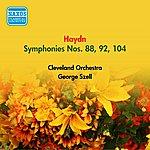 """George Szell Haydn, J.: Symphonies Nos. 88, 92, 104, """"London"""" (Szell) (1949, 1954)"""