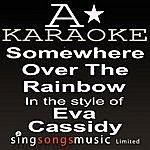 A Eva Cassidy - Somewhere Over The Rainbow (Karaoke Audio Version)