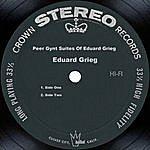 Edvard Grieg Peer Gynt Suites Of Eduard Grieg