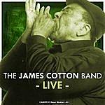 The James Cotton Band Live, Vol. 2