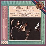 Radu Lupu Mozart: Sonata In D Major For Two Pianos, K. 448; Schubert: Fantasia In F Minor For Piano, Four Hands, D. 940 (Op. 103)
