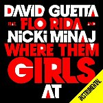 David Guetta Where Them Girls At (Instrumental)