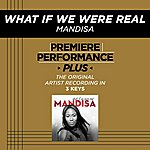 Mandisa Premiere Performance Plus: Stronger