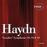 "Richard Kapp Haydn: ""London"" Symphonies 93, 94 & 92"