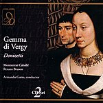 Gaetano Donizetti Gemma DI Vergy