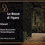 Wolfgang Amadeus Mozart Le Nozze DI Figaro