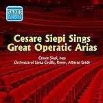 Cesare Siepi Siepi, Cesare: Great Operatic Arias (1955)