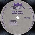 Bobby Wayne Big In Vegas