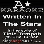 A Tinie Tempah - Written In The Stars (Karaoke Audio Version)