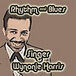 Wynonie Harris Rhythm & Blues Singer Wynonie Harris