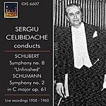Sergiu Celibidache Sergiu Celibidache Conducts (1958, 1960