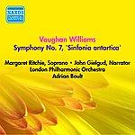 "Sir Adrian Boult Vaughan Williams, R.: Symphony No. 7, ""Sinfonia Antartica"" (Boult) (1953)"