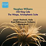 Sir Adrian Boult Vaughan Williams, R.: Old King Cole / The Wasps, Aristophanic Suite (Boult) (1953)