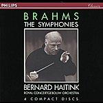 Royal Concertgebouw Orchestra Brahms: The Symphonies (4 CDs)
