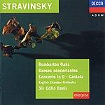 Patricia Kern Stravinsky: Dumbarton Oaks; Danses Concertantes; Concerto In D For Strings
