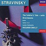 London Sinfonietta Stravinsky: The Soldier's Tale; Divertimento Etc