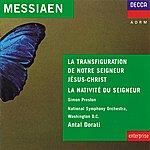 Simon Preston Messiaen: La Nativité Du Seigneur; La Tranfiguration De Notre Seigneur Jésus Christ (2 CDs)