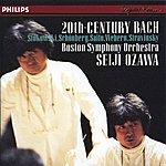 Tanglewood Festival Chorus Bach, J.S.: Transcriptions By Stokowski/Schoenberg/Stravinsky/Webern
