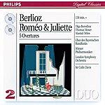 Olga Borodina Berlioz: Roméo Et Juliette; 5 Overtures (2 CDs)