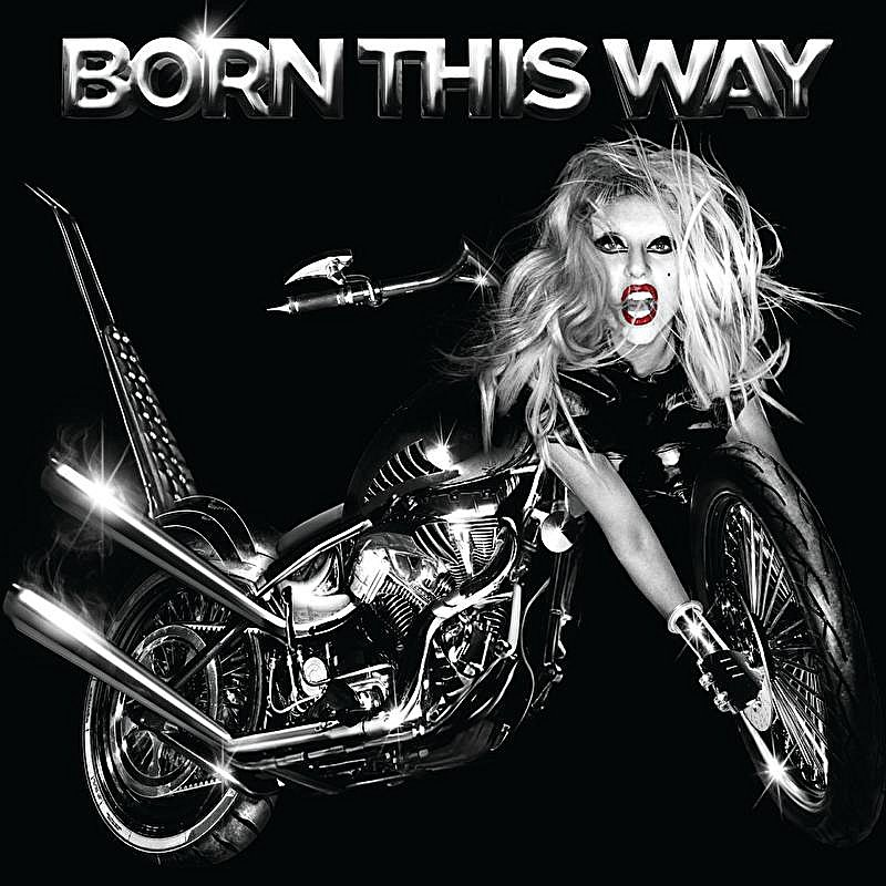 Cover Art: Born This Way