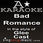 A Glee Cast - Bad Romance (Karaoke Audio Version)