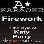 A Katy Perry - Firework (Karaoke Audio Version)