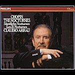 Claudio Arrau Chopin: The Nocturnes (2 CDs)