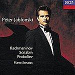 Peter Jablonski Russian Piano Sonatas