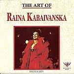 Raina Kabaivanska The Art Of Raina Kabaivanska