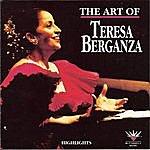 Teresa Berganza The Art Of Teresa Berganza
