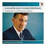 New York Philharmonic Leonard Bernstein - Beethoven Symphonies Nos. 1-9, Overtures, Violin Concerto - Sony Classical Masters