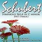 "Alfred Scholz Schubert: Symphony No.4 In C Minor D. 417 ""tragic"""