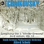 Alfred Scholz Tchaikovsky: Symphony No. 1 'winter Dreams' In G Minor, Op. 13