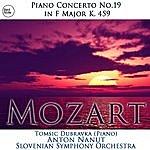 Anton Nanut Mozart: Piano Concerto No.19 In F Major K. 459