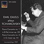 Emil Gilels Emil Gilels Plays Tchaikovsky (1959)