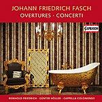 Hans-Martin Linde Fasch: Ouvertures - Concerti