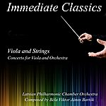 Latvian Philharmonic Chamber Orchestra Bartók: Concerto For Viola And Strings