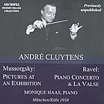 André Cluytens André Cluytens, Mussorgsky: Picture At An Exibition, Ravel: Piano Concerto & La Valse