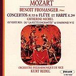 Orchestre Philharmonique De Nice Wolfgang Amadeus Mozart : Concerto K. 313 Et Concerto Pour Flûte Et Harpe K. 299 - Ouvertures De La Flûte Enchantée Et De La Symphonie No. 32