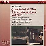 Vera Beths Messiaen: Quartet For The End Of Time; Et Expecto Resurrectionem Mortuorum