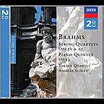 Takács Quartet Brahms: String Quartets & Piano Quintet