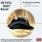 Pittsburgh Symphony Orchestra Falla: El Sombrero De Tres Picos / Ibert: Escales / Ravel: Daphnis & Chloë