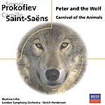 Beatrice Lillie Prokofiev: Peter And The Wolf/Saint-Saens: Carnival Of The Animals