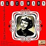 Alice Babs Vintage Vocal Jazz / Swing No. 109 - Ep: Ein Gast Aus Scheweden