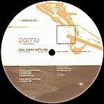 Domu Sail Away With Me (Feat. Valerie Etienne) [Remixes Pt. 1]