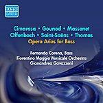 Fernando Corena Vocal Recital: Corena, Fernando - Rossini, G. / Cimarosa, D. / Thomas, A. / Saint-Saens, C. (1956)