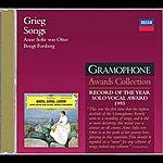 Anne Sofie Von Otter Grieg: Songs