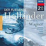 George London Wagner: Der Fliegende Holländer (2 CDs)
