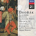 Royal Philharmonic Orchestra Dvorak: Slavonic Dances; Czech Suite Etc. (2 CDs)